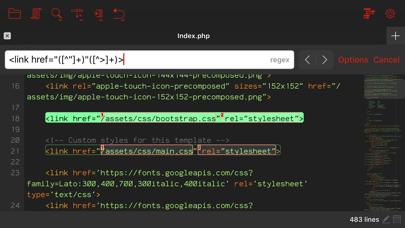 Kodex review screenshots
