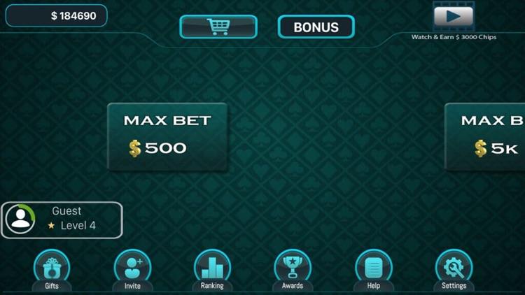 Let it Ride Poker Casino