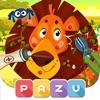 子供のためのサファリ動物癒しゲーム Safari vet