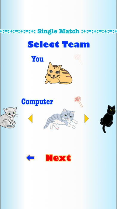 Meow Meow Curling Screenshot 3