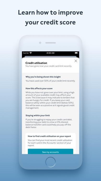 ClearScore – Credit Check screenshot-8