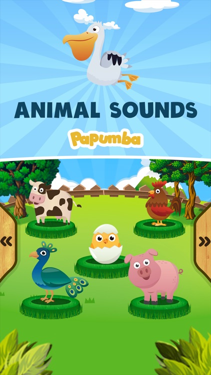 Learn The Animal Sounds