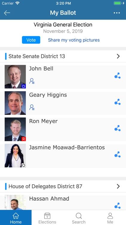 Power Voter screenshot-5