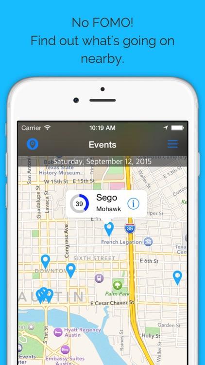 BandMate: Concert Tipster screenshot-3