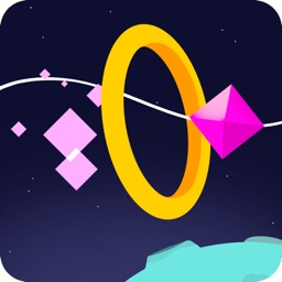Asterings: Space Hoop Rush