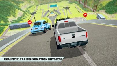 Car Crash Simulator 3Dのおすすめ画像2