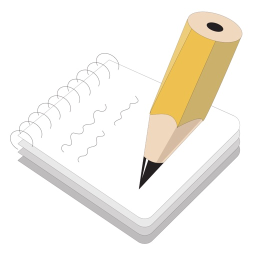 Handwriting notepad draw notes