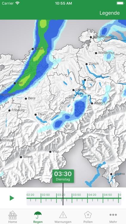 LANDI Wetter screenshot-4