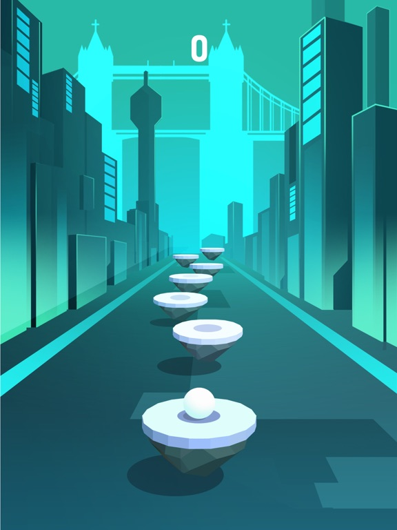 Hop Ball 3D screenshot 3