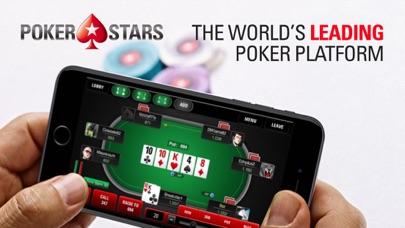 PokerStars Poker Real Money screenshot 1