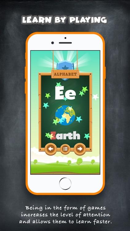 ABC Alphabet Card Quiz Game screenshot-3