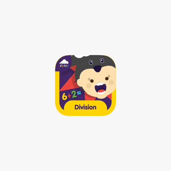 ‎Division with Ibbleobble on the App Store
