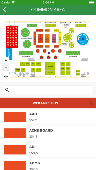 WCD 2019 - App - Apps Store
