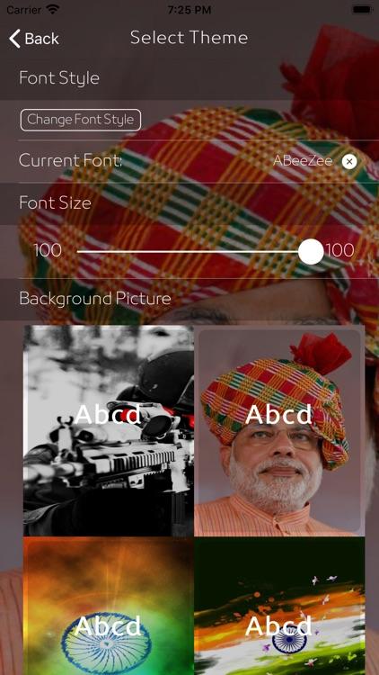 Quotes Of Narendra Modi screenshot-4