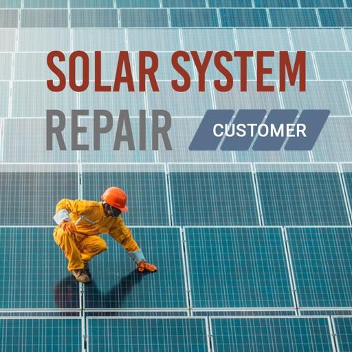 Solar System Repair Customer
