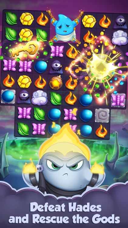 Puzzle Gods™ screenshot-0