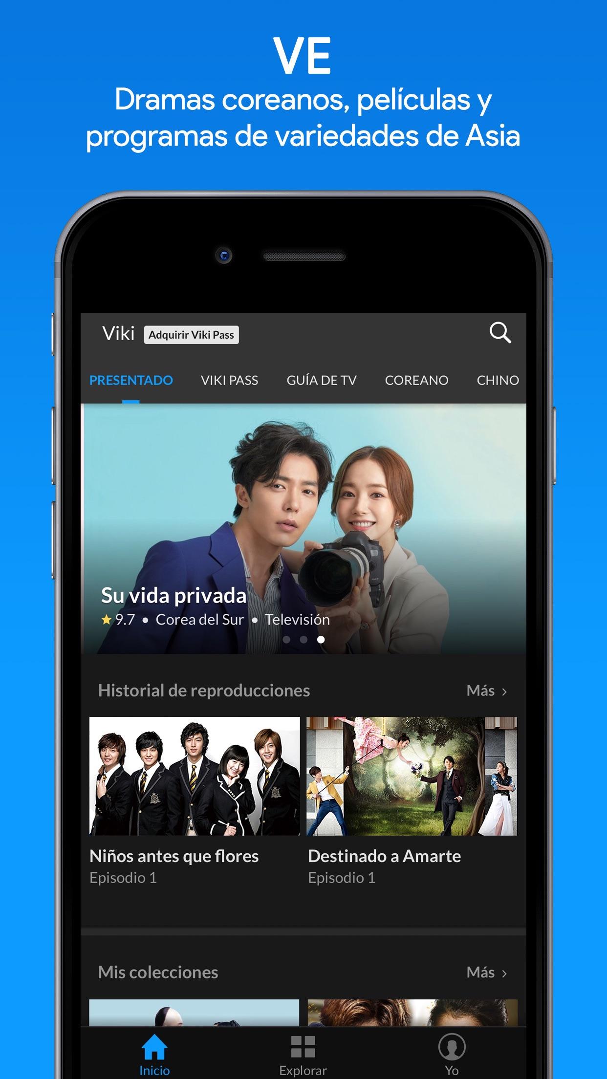 Viki: Dramas y TV de Asia Screenshot