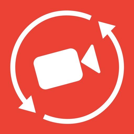 ムビくる - 動画を回転/方向修正・保存アプリ