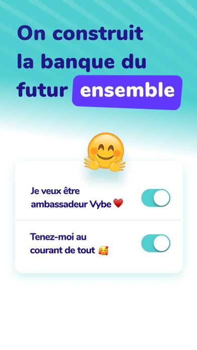 messages.download Vybe - La néobanque des jeunes software