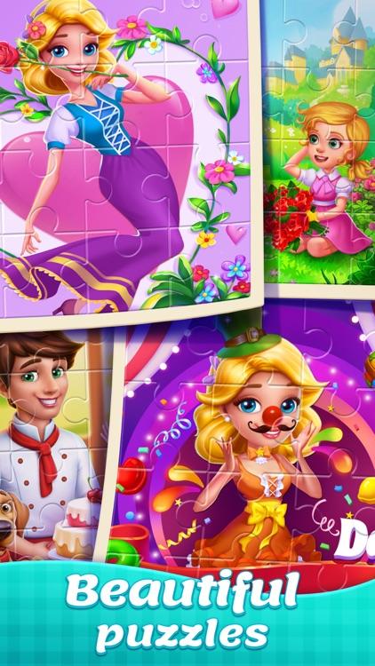 Candy Sweet Legend - Match 3 screenshot-3