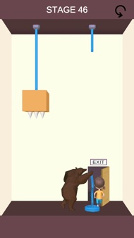 Rescue Cut - Rope Puzzle iphone images