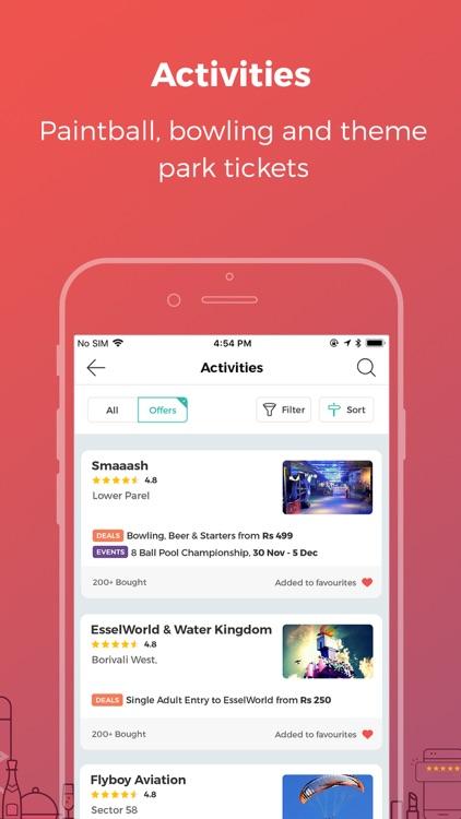 nearbuy.com: The Step-Out App screenshot-3