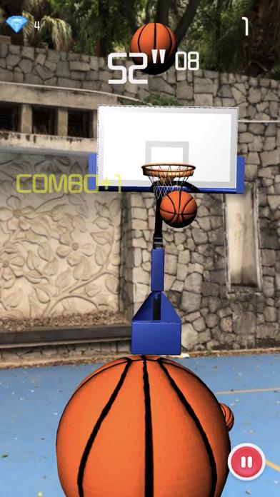 点击获取AR Basketball-Dunk Shot & Hit