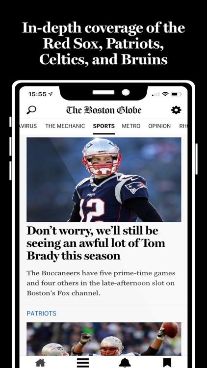 The Boston Globe screenshot-3