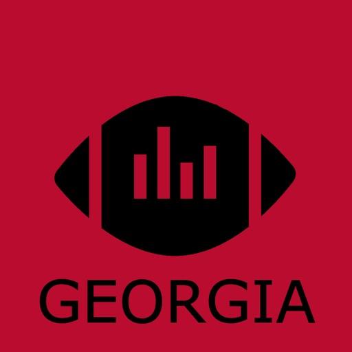 Georgia Football Schedules