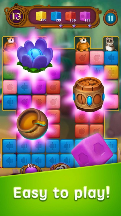 Candy Heroes Legend screenshot-1