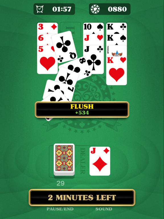 5-Card Solitaire: Match Cards screenshot 10