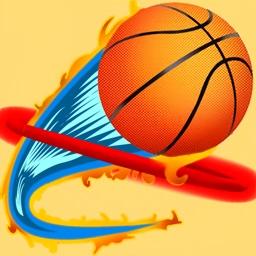 Basketball Hoop Stars