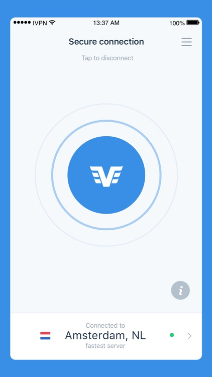 IVPN - Privacy & Security VPN screenshot-3