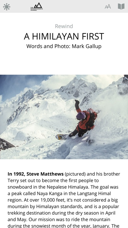 The Snowboarder's Journal screenshot-6