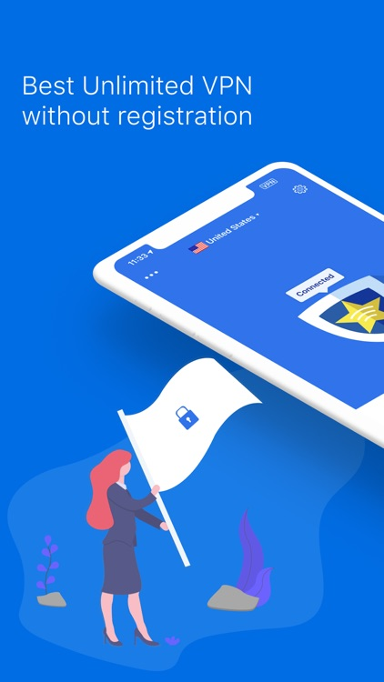 Star VPN: Unlimited WiFi Proxy screenshot-5
