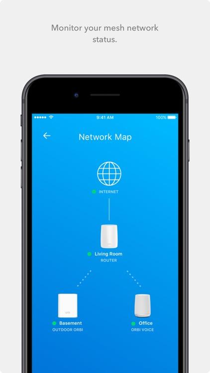 NETGEAR Orbi - WiFi System App screenshot-5