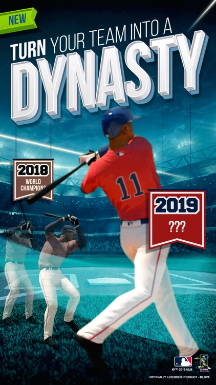 MLB Tap Sports Baseball 2019 screenshot-1