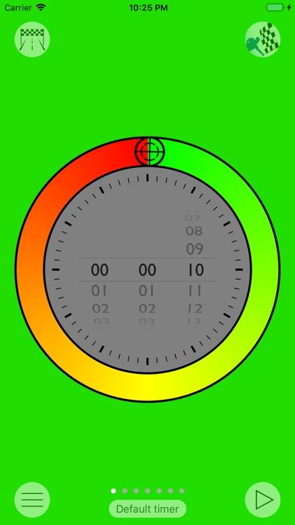 Colored Timer Pro screenshot-0
