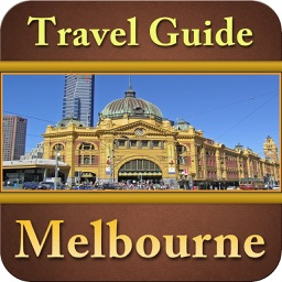 Melbourne Offline Map Guide