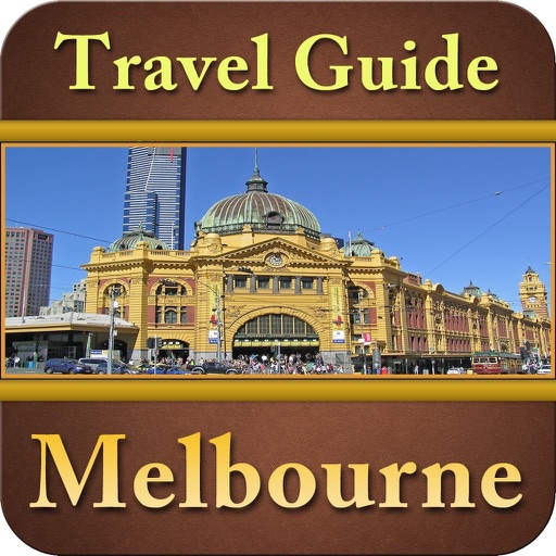 Melbourne Offline Map Guide