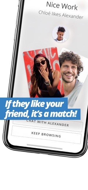 Wingman dating website Dauch sind eddie und orby dating