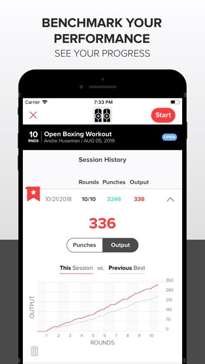 FightCamp - Boxing Workouts screenshot-5