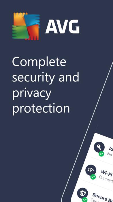 AVG Mobile Security Screenshot