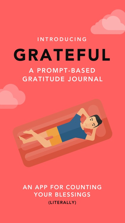 Grateful: A Gratitude Journal