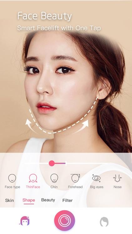 Face Makeup&HairStyles Changer screenshot-3