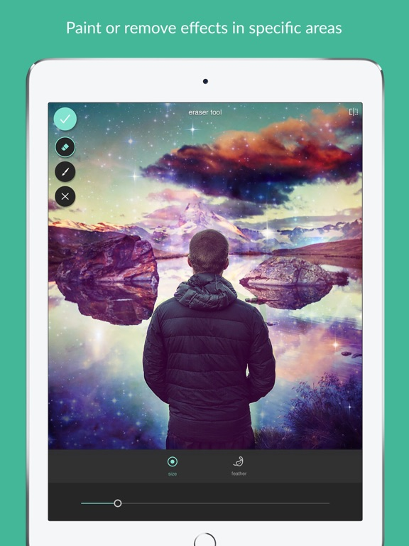 Pixlr Express - photo editing, effects, and collage screenshot