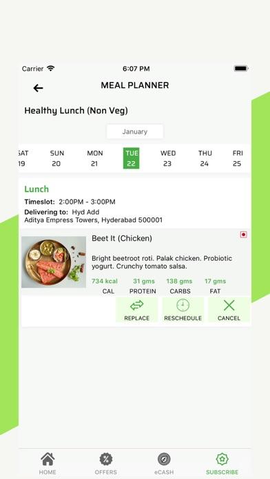 Healthie.in-Healthy Food Order screenshot four