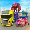 変身 ロボ 輸送 トラック - iPadアプリ