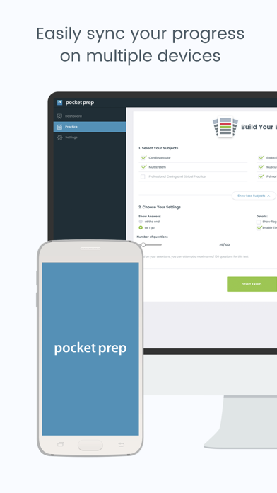 NCLEX-RN Pocket PrepScreenshot of 7