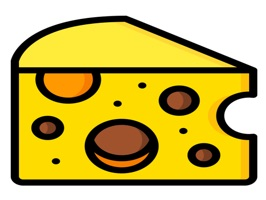 The CheeseBeauty is a beautiful small sticker, which are show the 30 Cheese Beauty sticker in cartoon
